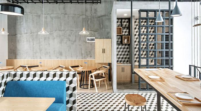 restaurant space zones design 5