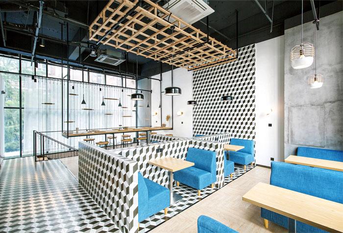 restaurant space zones design 7
