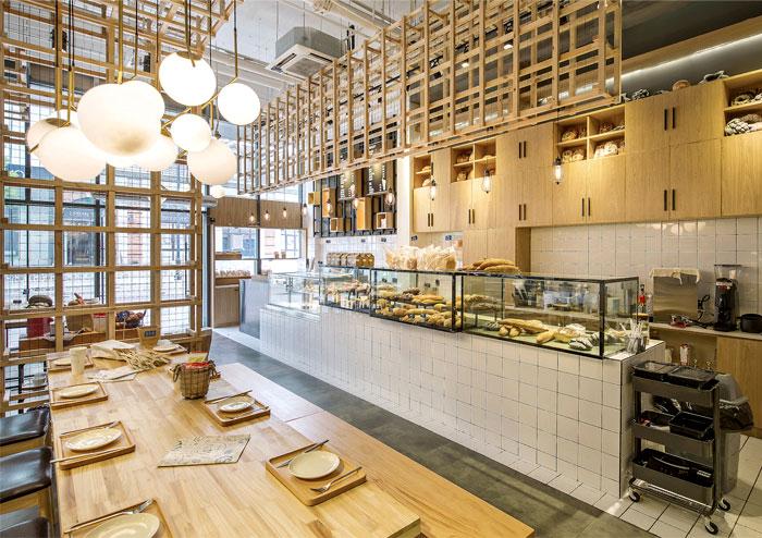 restaurant space zones design 9