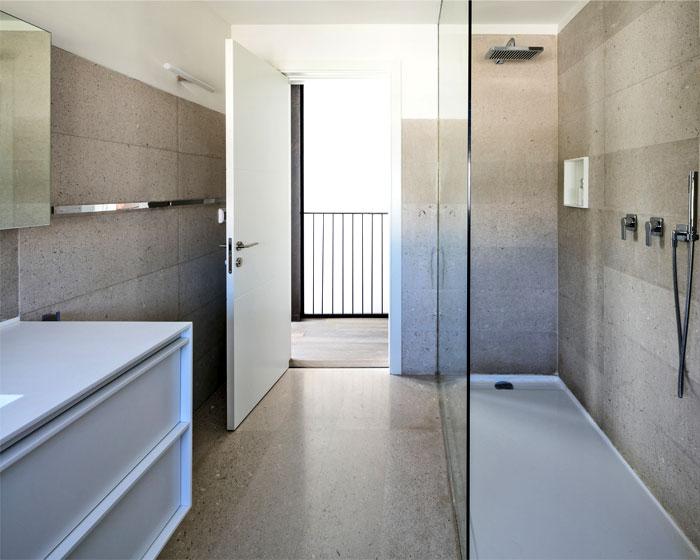 semi detached house remodeled amitzi architects 5