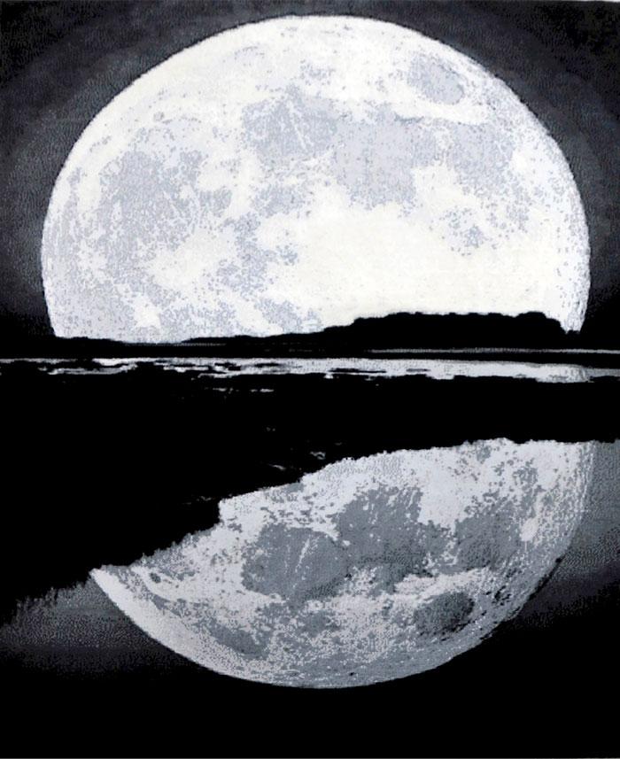 super moon sterling rugs