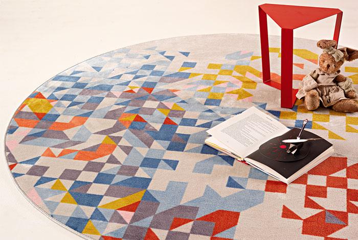 edeestudio rug geometric shapes 7