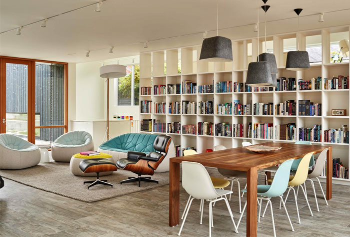 Heliotrope Architects Designed A Home With An Art Studio