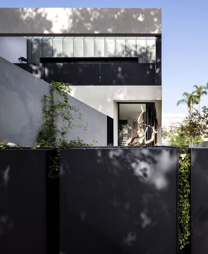 levin packer architects urban house 1
