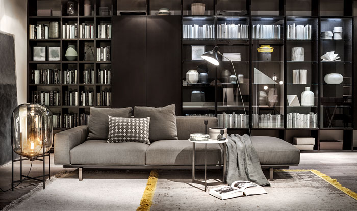 Miraculous Living Room Trends Designs And Ideas 2018 2019 Interiorzine Squirreltailoven Fun Painted Chair Ideas Images Squirreltailovenorg
