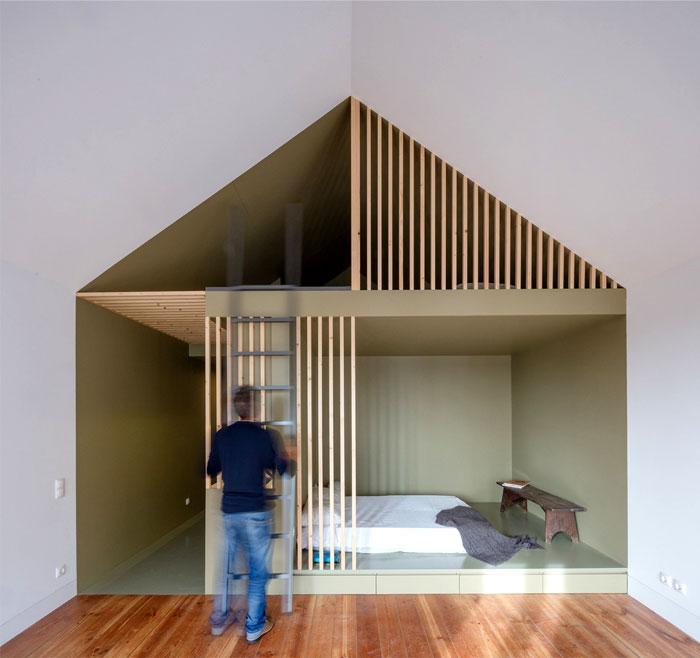 urbastudios green house 17