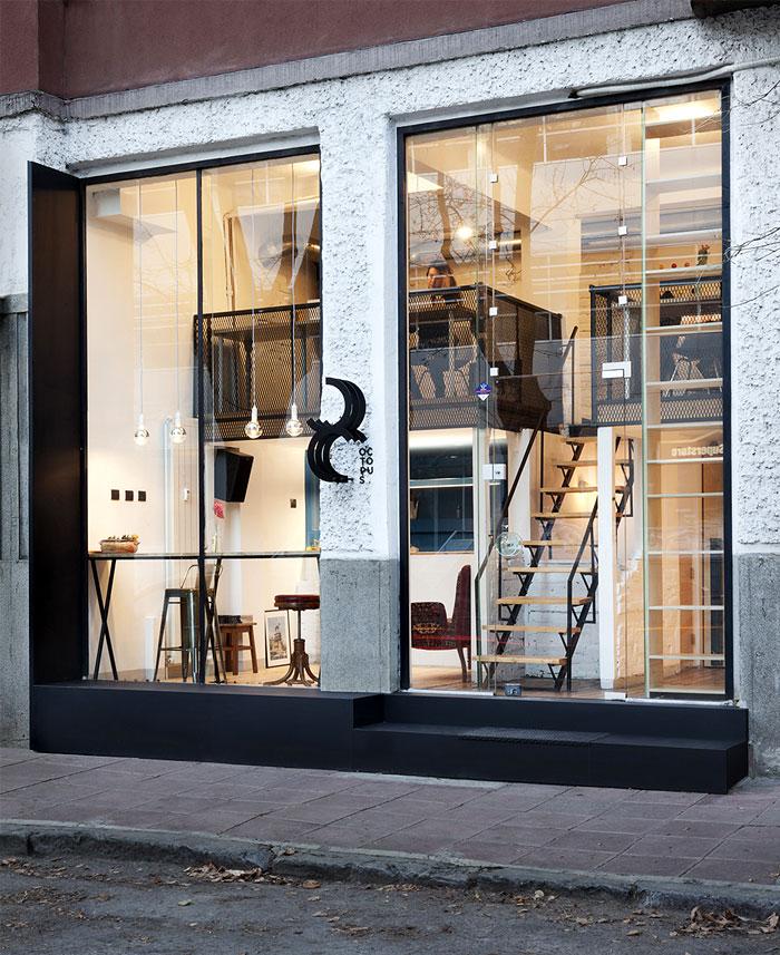 8pm octopus cache atelier interior design 2