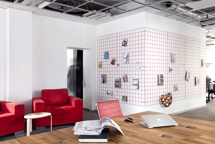 advertising agency office cache atelier 3