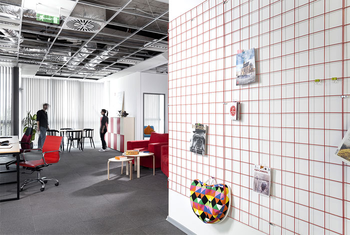 advertising agency office cache atelier 4