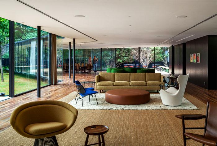 beautiful garden glass pavilion 3