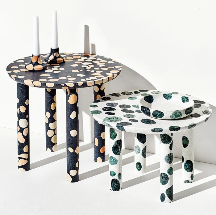 alberto bellamoli terrazzo tables 2