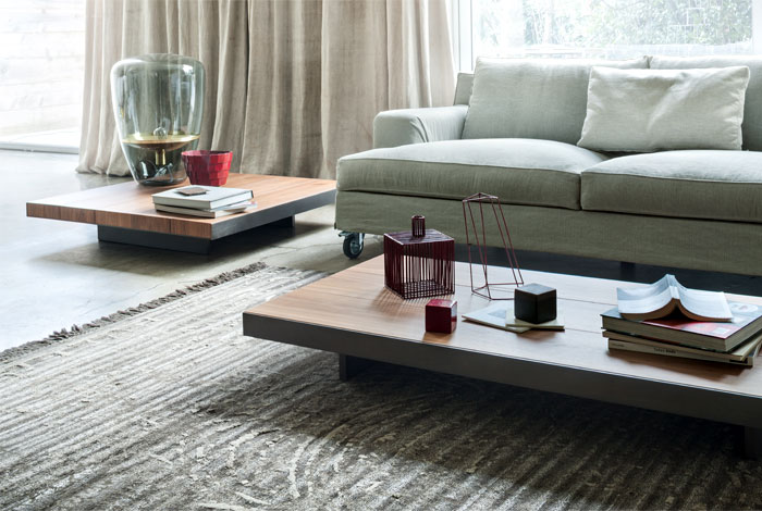 christophe pillet wooden coffee table