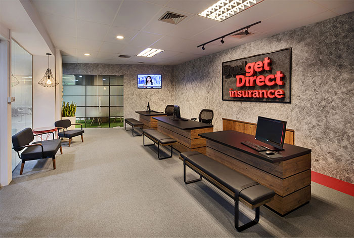 Kyoob Id Designed A Customer Service Center For Insurance