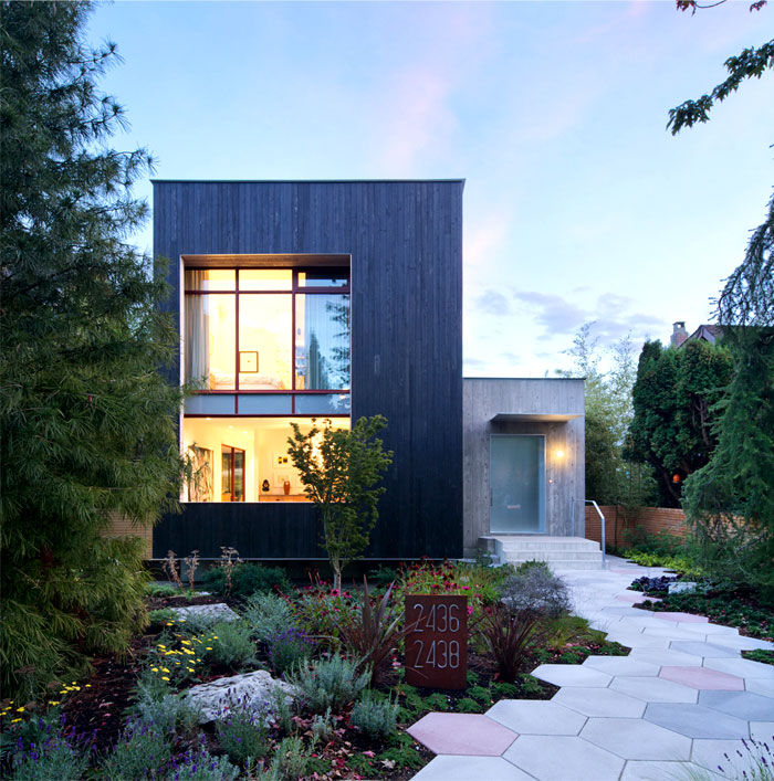 measured architecture modern house vancouver 14