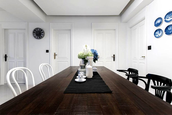scandinavian style apartment remodeled RIS Interior 15