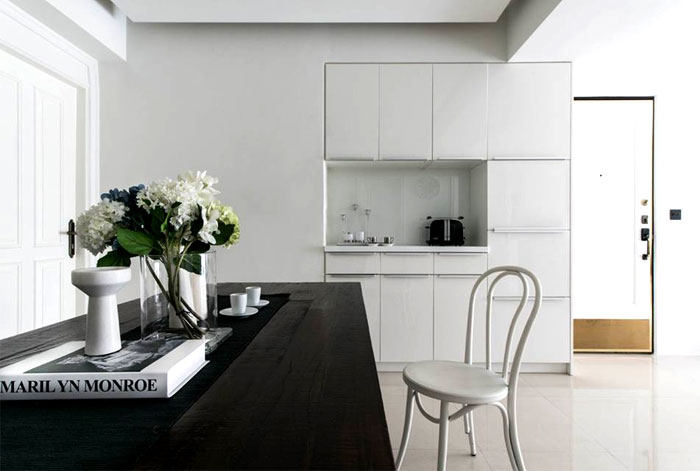 scandinavian style apartment remodeled RIS Interior 20