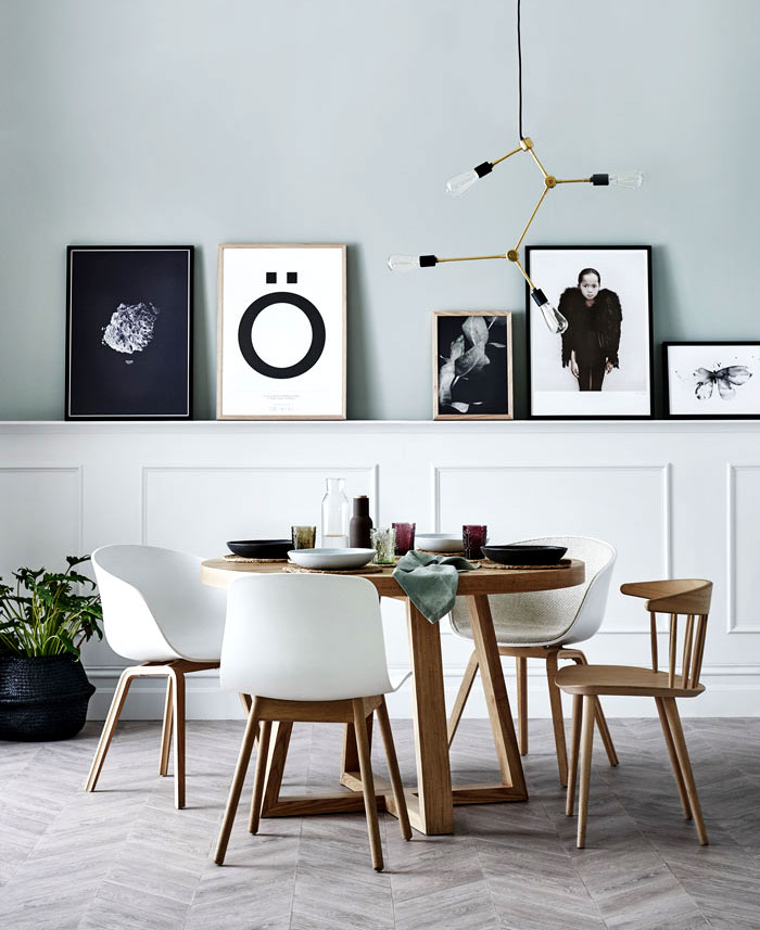 Wall Art For Dining Room: 55 Dining Room Wall Decor Ideas