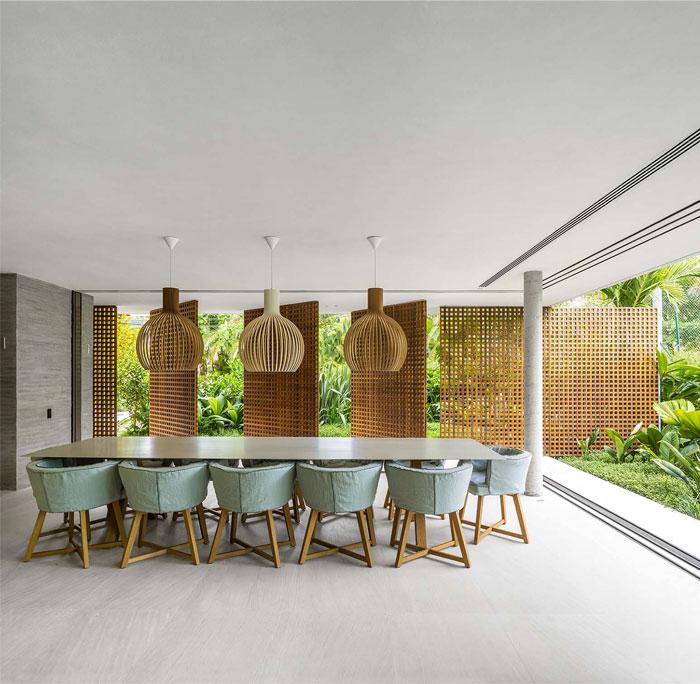 dining room dividers decor ideas 6