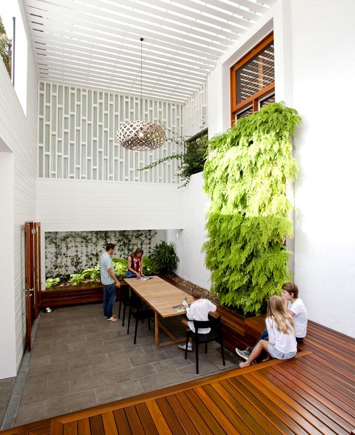 dining room green walls decor ideas 4