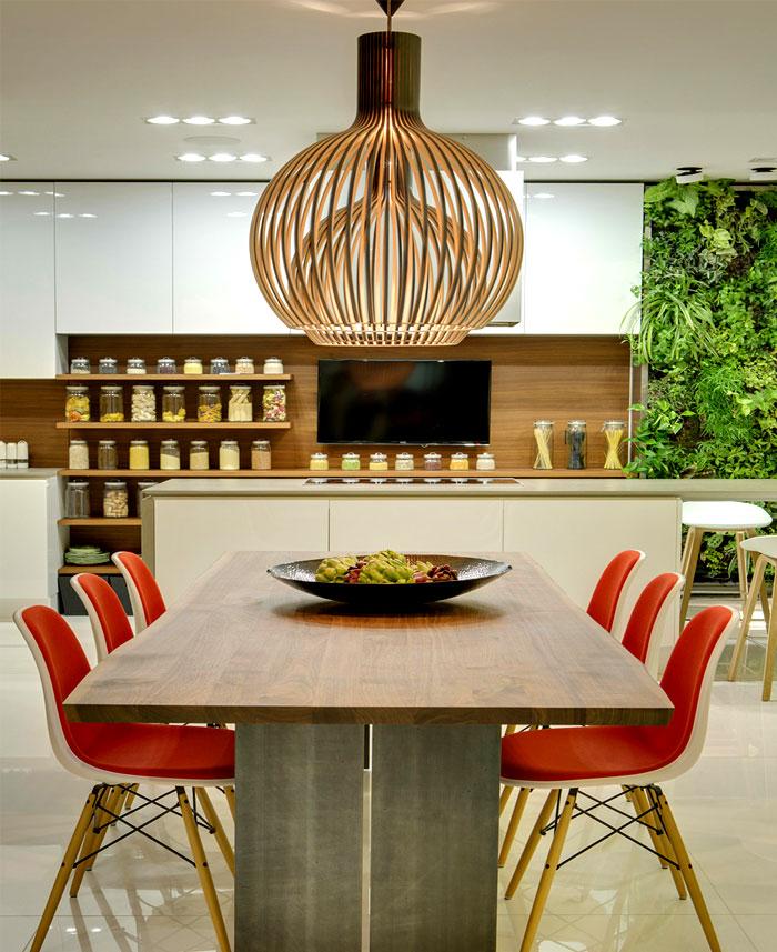 dining room green walls decor ideas 6