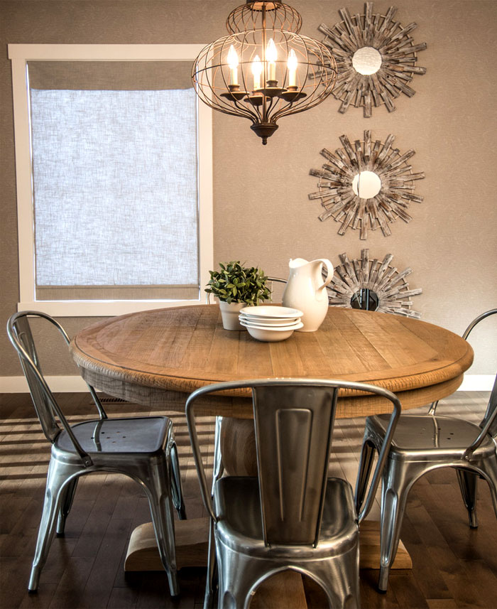 Decorating With Mirrors In Dining Room: 55 Dining Room Wall Decor Ideas