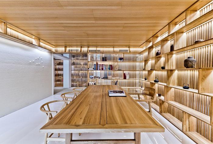 dining room wooden wall decor ideas 2