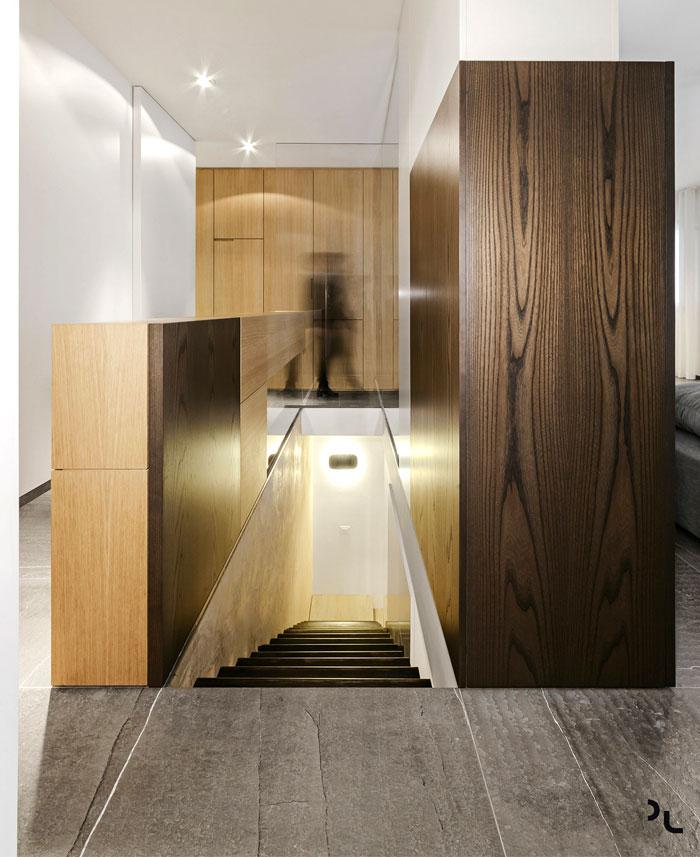 Two Level Residence In Matera By Manca Studio Interiorzine