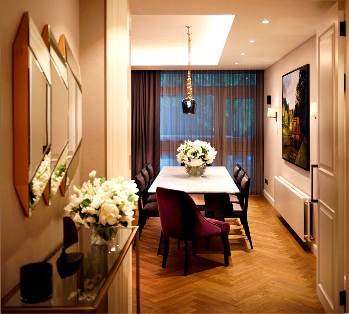 Two Bedroom Apartments London: Luxury Two Bedroom Apartment In Central London