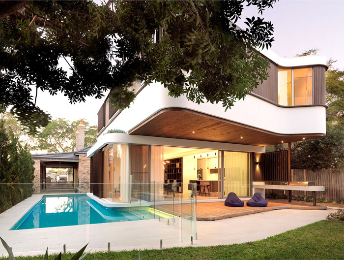 extension added classic cottage australia 1