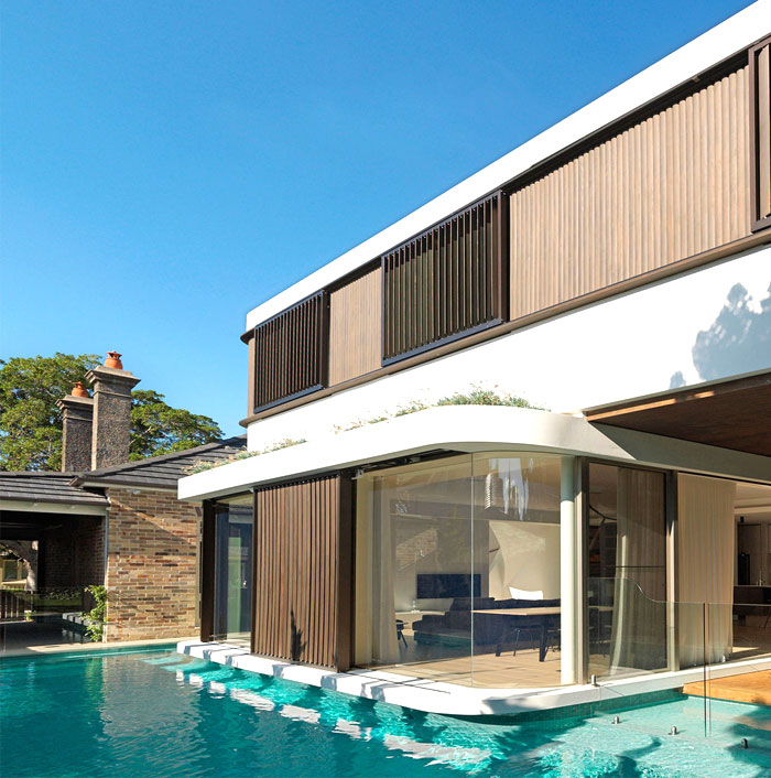 extension added classic cottage australia 15