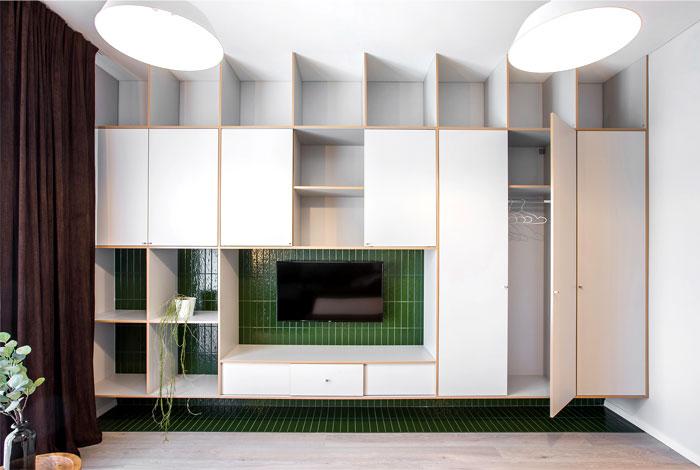 studio apartment vilnius simona vilute 11