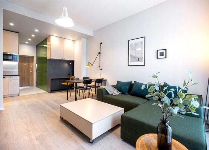 studio apartment vilnius simona vilute 15