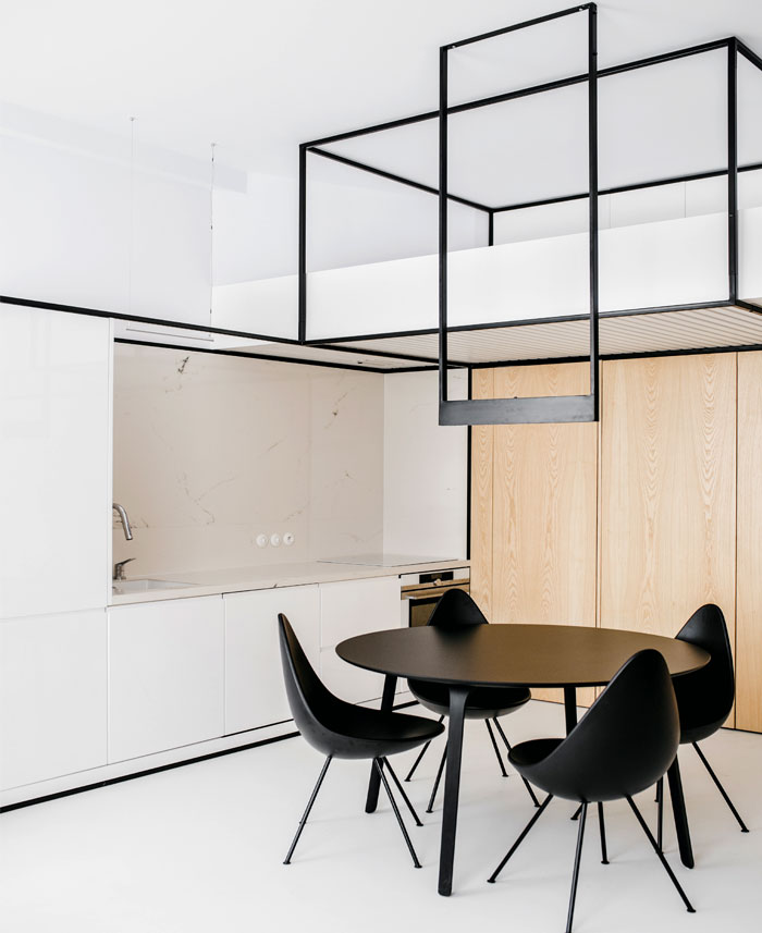 mus architects apartment cracow 11