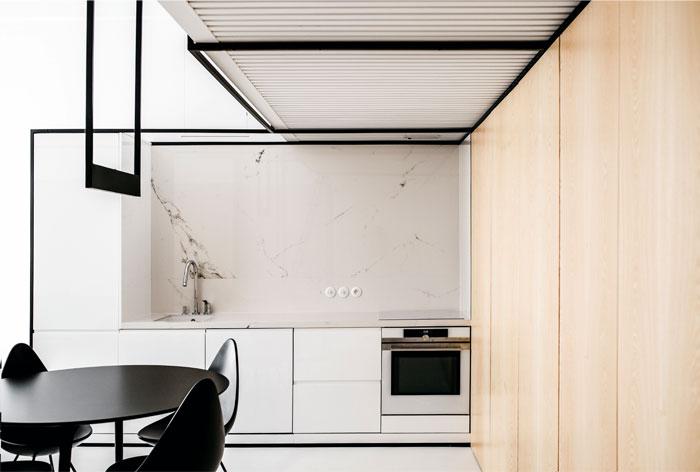 mus architects apartment cracow 12
