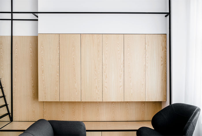 mus architects apartment cracow 17