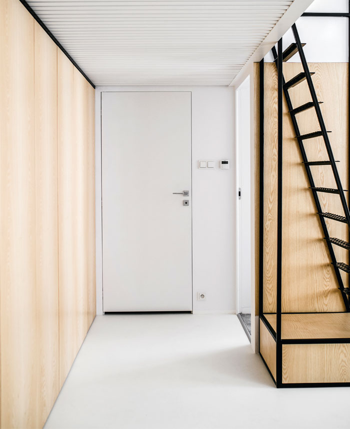 mus architects apartment cracow 7