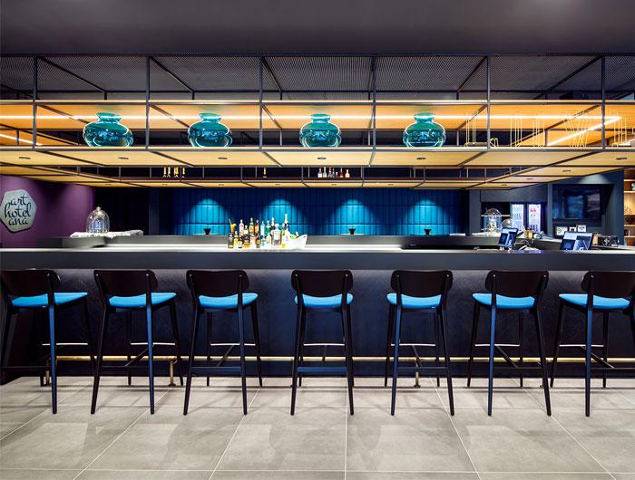 dfrost retail architecture arthotel ana momentum 5