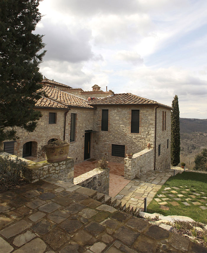 farmhouse 16th century tuscany 9