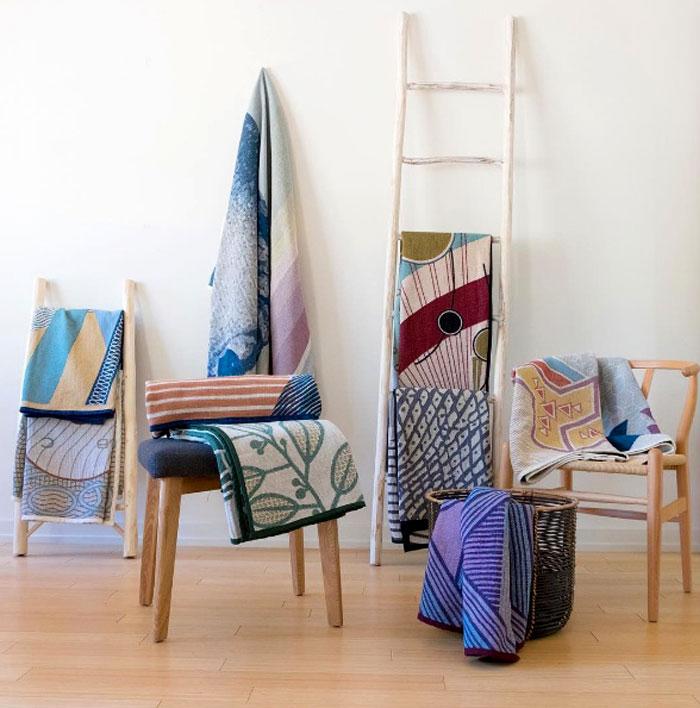 hiller dry goods colorful patterns bills blanket 12