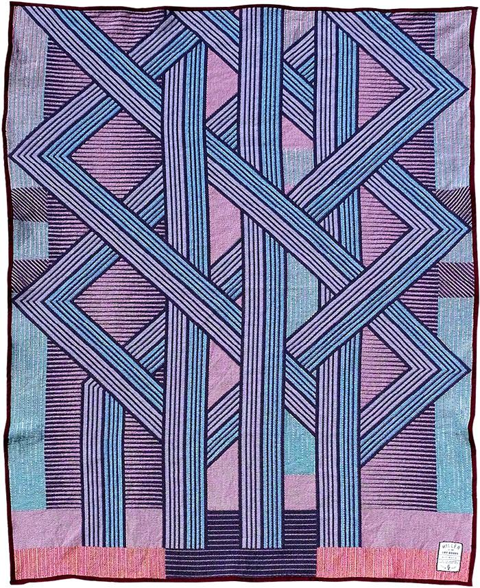 hiller dry goods colorful patterns bills blanket 5