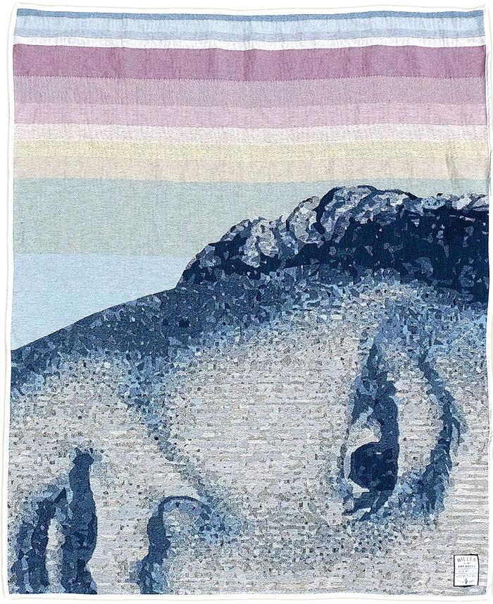 hiller dry goods colorful patterns bills blanket 8