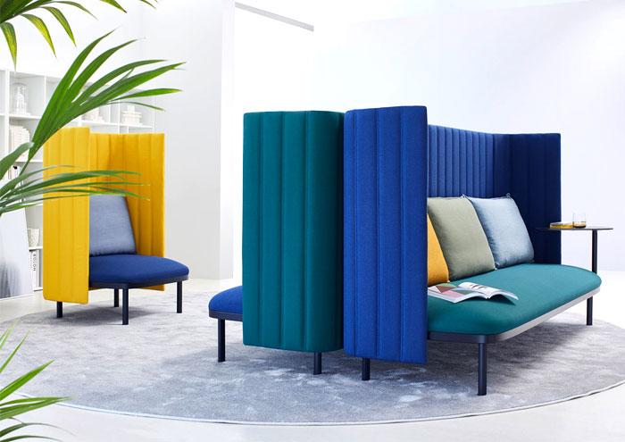 modular seating system ophelis sum 1