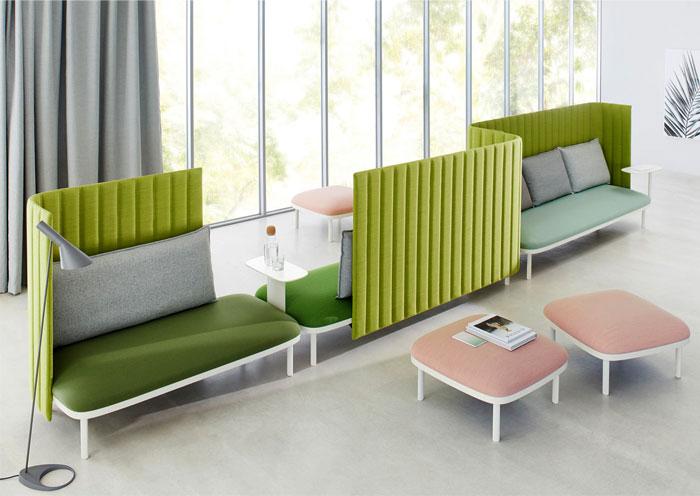 modular seating system ophelis sum 4