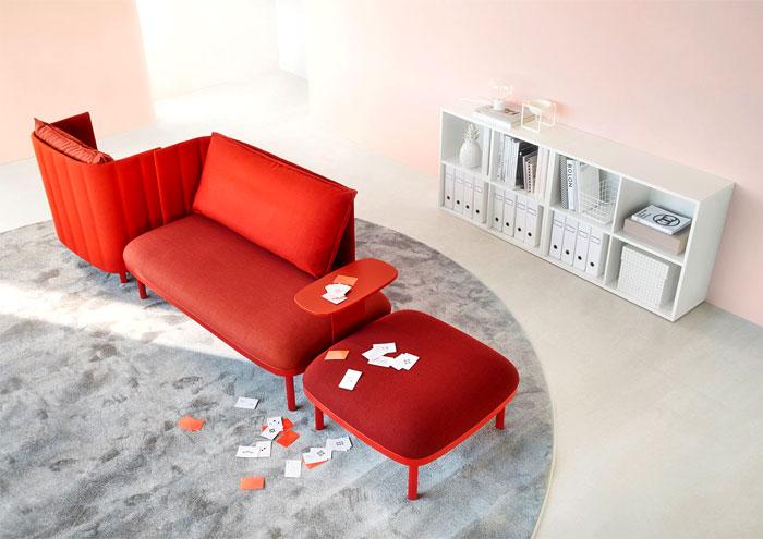 modular seating system ophelis sum 5