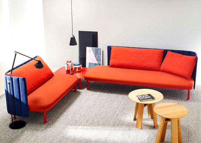 modular seating system ophelis sum 7
