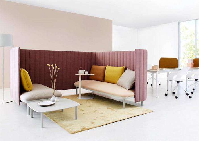 modular seating system ophelis sum 8