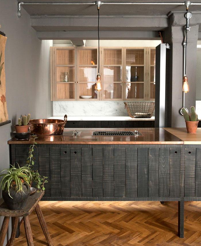 trendy kitchen cabinet materials finishes 13