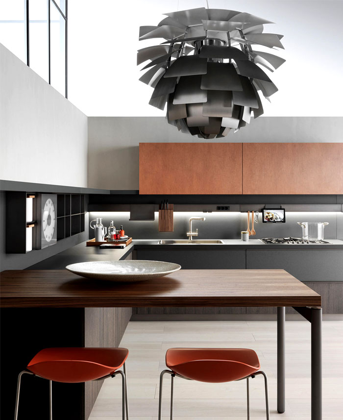trendy kitchen cabinet materials finishes 22