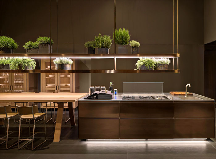 trendy kitchen cabinet materials finishes 28