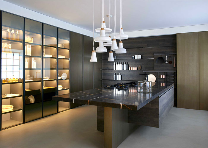 trendy kitchen cabinet materials finishes 6